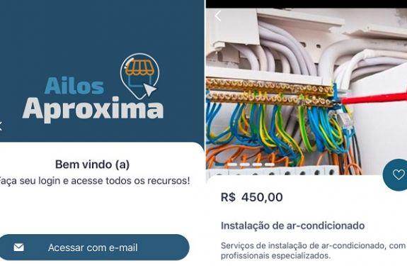Plataforma online dará visibilidade para negócios da região...