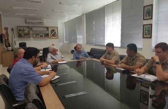 PM apresenta balanço da segurança na 32ª Fenarreco