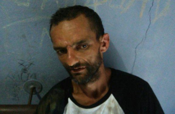 PM prende homem em flagrante por furto em casa de BC