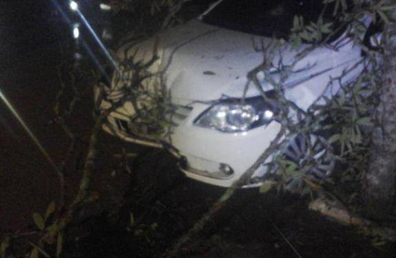PM prende homem por dirigir alcoolizado e causar acidente em BC