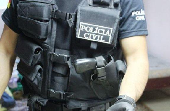 Polícia Civil prende cerca de duas pessoas por dia em BC