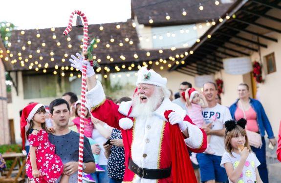 Pomerode: Programação da Weihnachtsfest para este fim de semana
