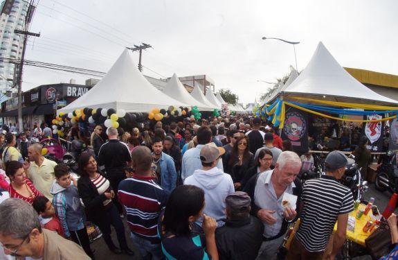 População prestigia e faz da 9ª Festa da Tainha inesquecível