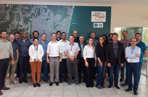 Porto de Itajaí realiza segunda grande reunião do CSI
