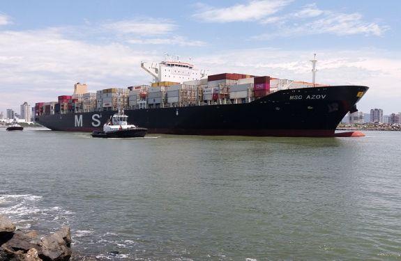 Porto de Itajaí registra aumento de 20% em toneladas em janeiro