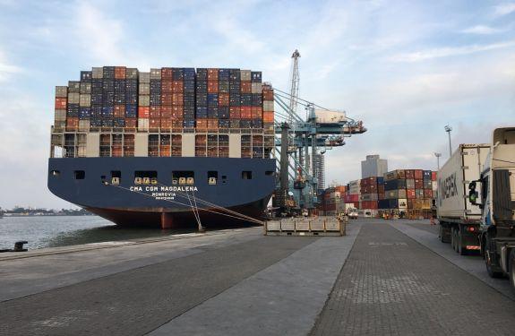 Porto de Itajaí registra melhor início de segundo semestre desde 2012