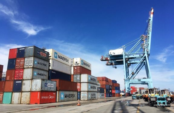 Itajaí: Porto registrou em abril 29% de aumento na movimentação