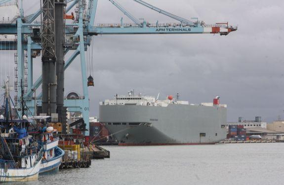 Porto de Itajaí ultrapassa marca de 30 mil veículos importados