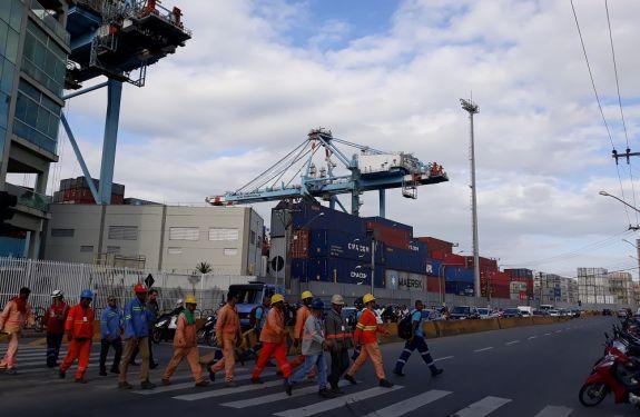 Porto puxa a recuperação econômica de Itajaí
