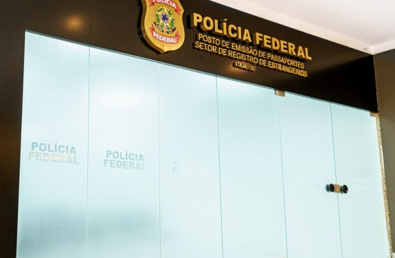 Posto da Polícia Federal do Itajaí Shopping reabre nesta segunda-feira (17/8)