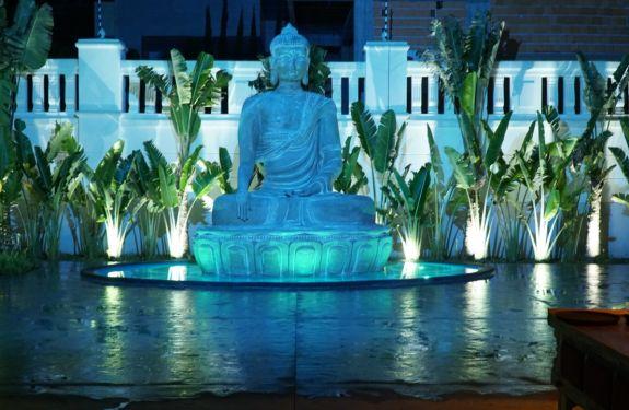 Praia Brava: Restaurante especializado em comida tailandesa
