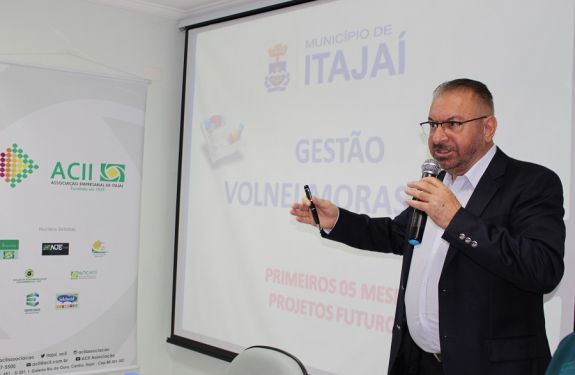 Prefeito de ITJ fala dos primeiros seis meses de gestão