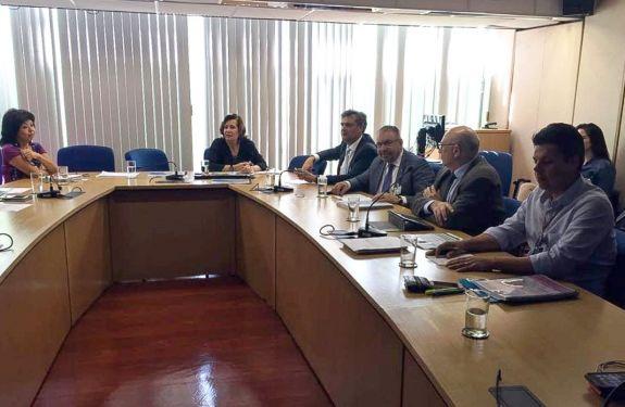 Prefeito de ITJ oficializa em Brasília solicitação de financiamento internacional