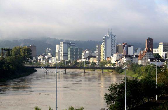 BNU: Prefeitura apresenta balanço das chuvas dos últimos dias
