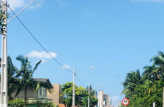 Camboriú amplia rede de iluminação pública no Taboleiro