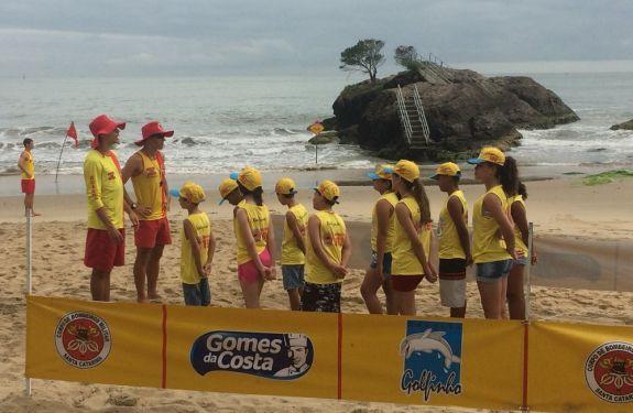 Projeto Golfinho atende filhos de colaboradores da indústria da pesca
