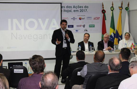Projeto para aumentar em 62% o Aeroporto de Navegantes é apresentado na ACII
