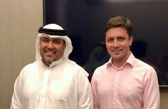 Projetos e potencial de Balneário Camboriú são apresentados nos Emirados Árabes