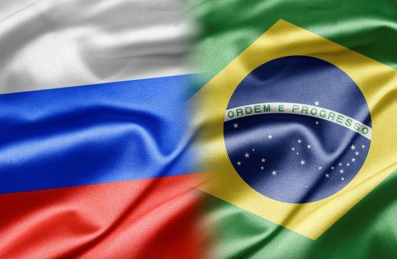 Relação entre Brasil e Rússia vai além do futebol