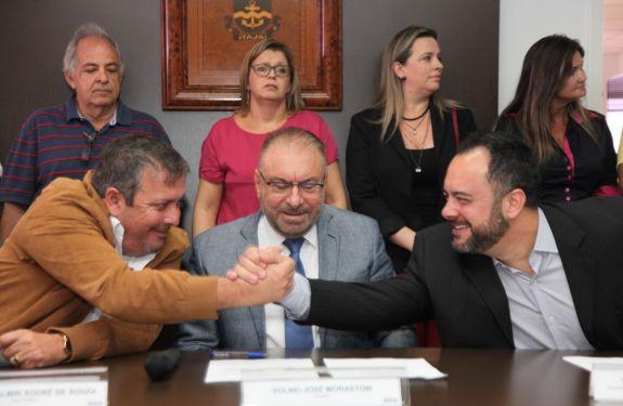 Relações Institucionais e Temáticas tem novo secretário em ITJ