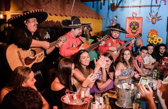 Restaurantes temáticos figuram entre os preferidos de viajantes em Balneário Camboriú