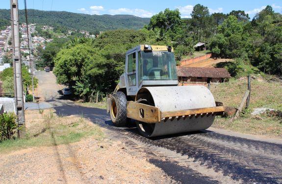 Rio do Sul: Obras faz balanço das atividades em 2017