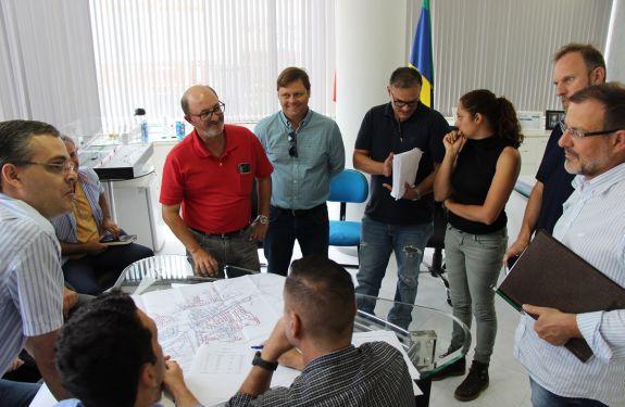 Rio do Sul: Segunda fase de obras de rede de esgoto começa na próxima semana