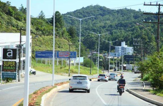 Rodovia Osvaldo Reis e Rua Uruguai serão interditadas nesta segunda (11)