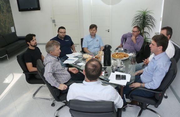 Rotary de Rio do Sul inicia campanha para implantar 160 lixeiras