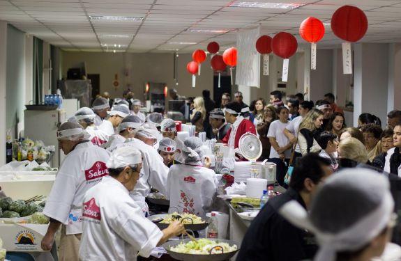 Sábado (26) terá a 18º Festa do Sukiayki em Itajaí