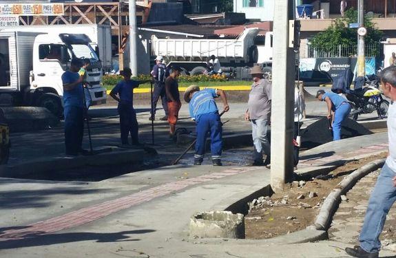 Secretaria de Obras redobra os trabalhos, para manter data de inauguração da Ponte Tancredo Neves