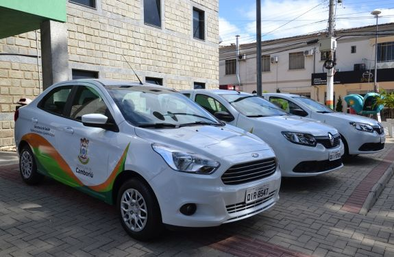 Secretaria de Saúde de Camboriú adquire três novos veículos