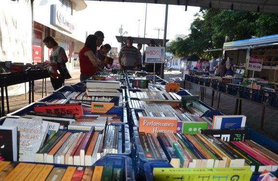 Semana do escritor catarinense: Circão do Livro incentiva a leitura