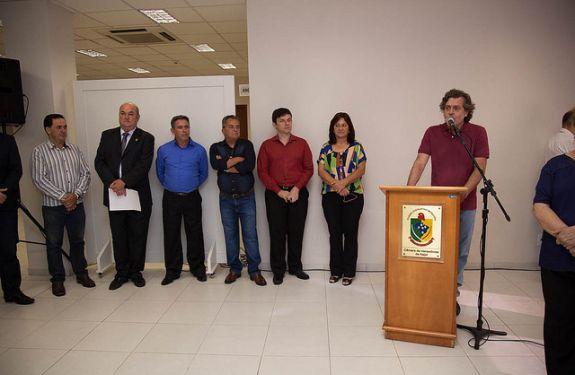 Servidores aposentados são homenageados na Câmara de Itajaí