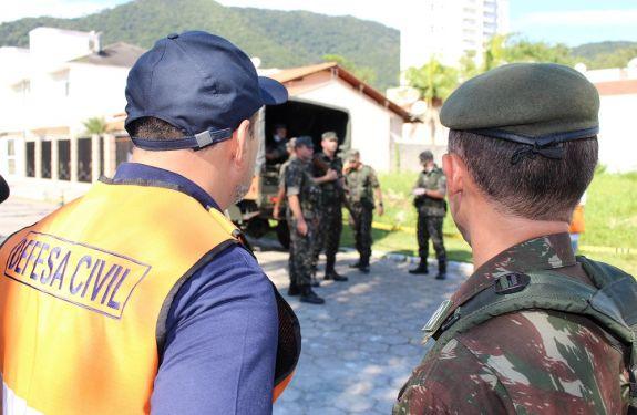 Simulado de preparação para desastres será realizado em Itajaí
