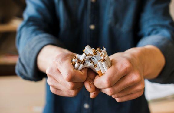SBC laça ferramenta para ajudar pessoas a pararem de fumar