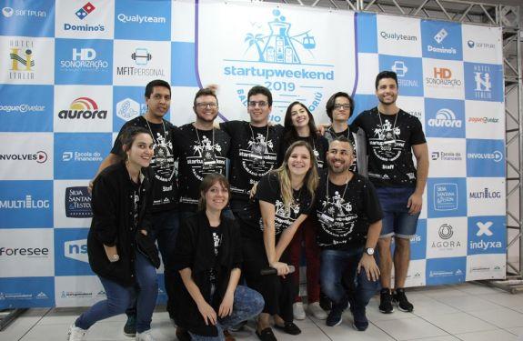 Startup Weekend agita final de semana em Balneário Camboriú