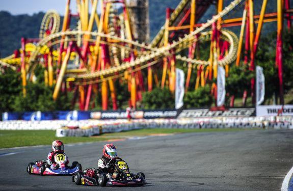Sucesso absoluto no encerramento da primeira fase do Brasileiro de Kart