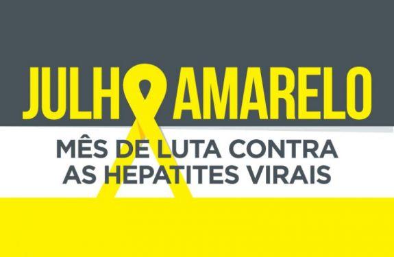 Porto de Itajaí engajada na campanha Julho Amarelo