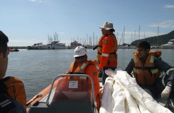 Superintendência do Porto de Itajaí oferta palestras para profissionais que atuam no trade portuário local.