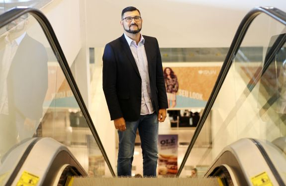 Superintendente comemora crescimento do Itajaí Shopping