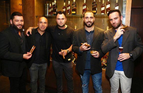 TAJ inaugura Charutaria premium Tarciso Winners