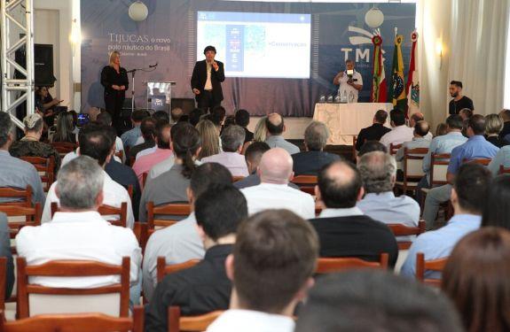 Tijucas Marine Center traz conceito de ecossistema de negócios para SC