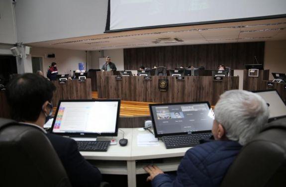 Três projetos aprovados na sessão desta terça da Câmara de BC