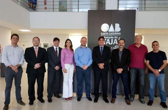 Univali e OAB firmam convênio de cooperação para concessão de bolsas de estudo