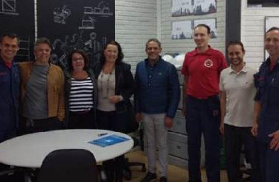 Univali firma parceria com Corpo de Bombeiros Militar de Balneário Camboriú