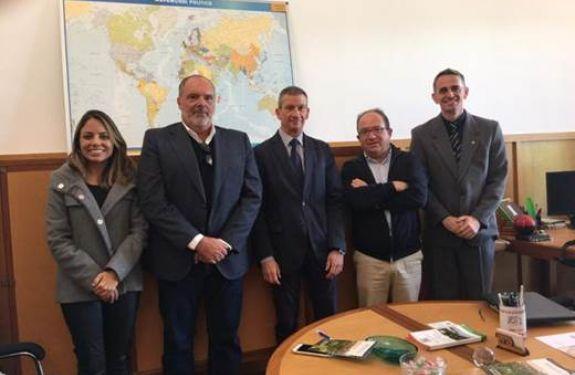 Univali planeja novos acordos com a Universidade de Alicante