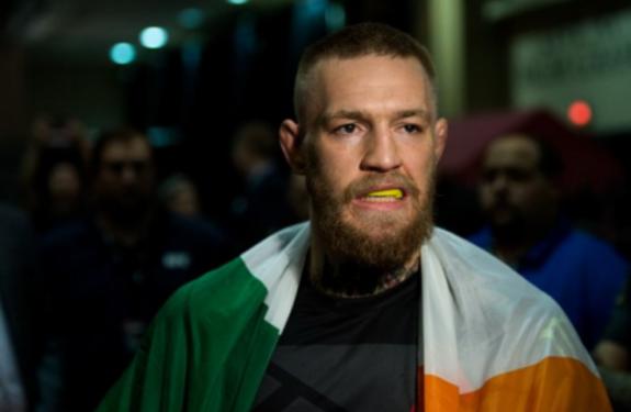 Veja a transformação de McGregor ao longo de sua carreira no MMA