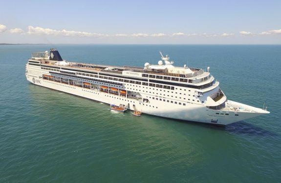 Vendas de pacotes para transatlânticos com embarques em Itajaí..