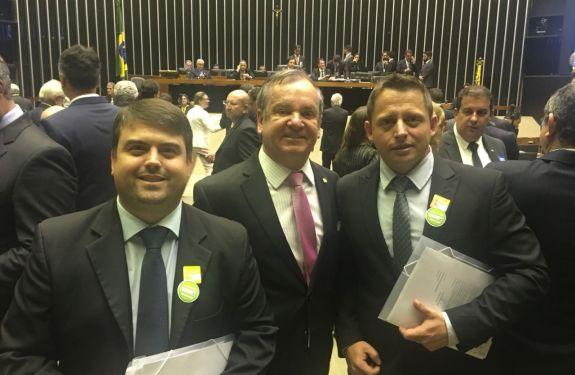 Navegantes: Vereadores requerem apoio da bancada catarinense